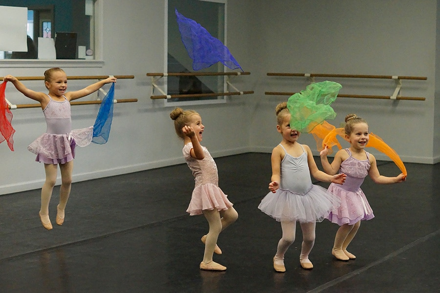 Preschool Dance Classes Bridgeport