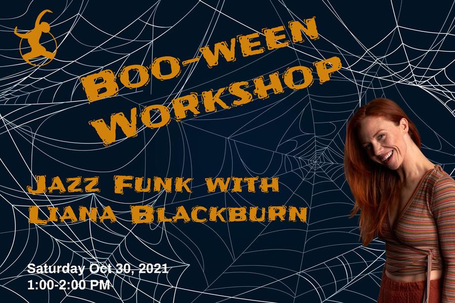 boo-ween workshop