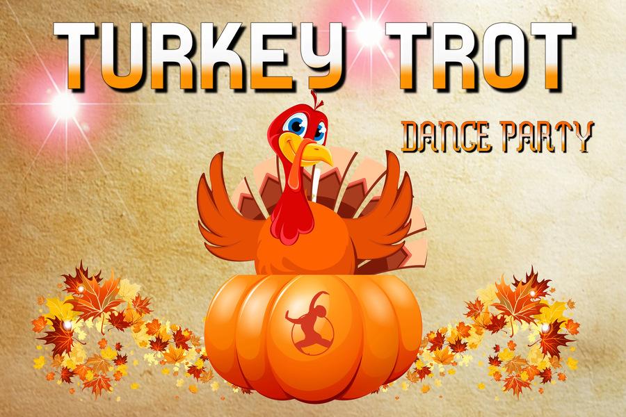 Turkey Trot Dance Party